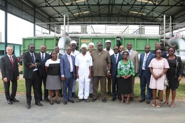 """Alimentation en Eau potable : Le ministre Laurent Tchagba veut """"redonner vie"""" aux populations"""